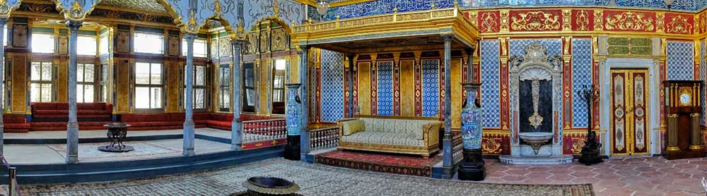 Topkapi Palace - Best of Istanbul Tour
