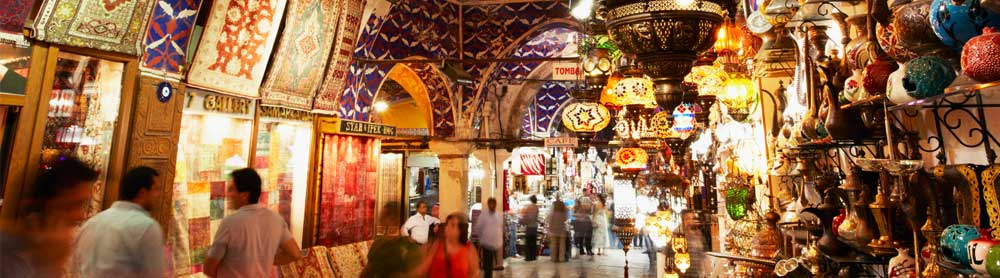 Shopping Tips in Turkey - Grand Bazaar Istanbul